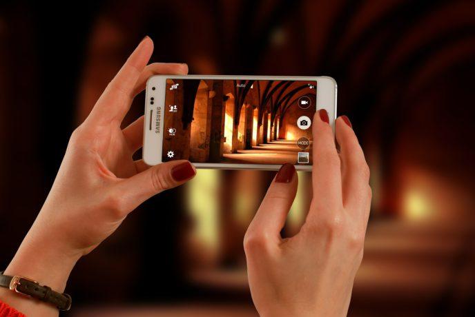 Fotím špičkově mobilem