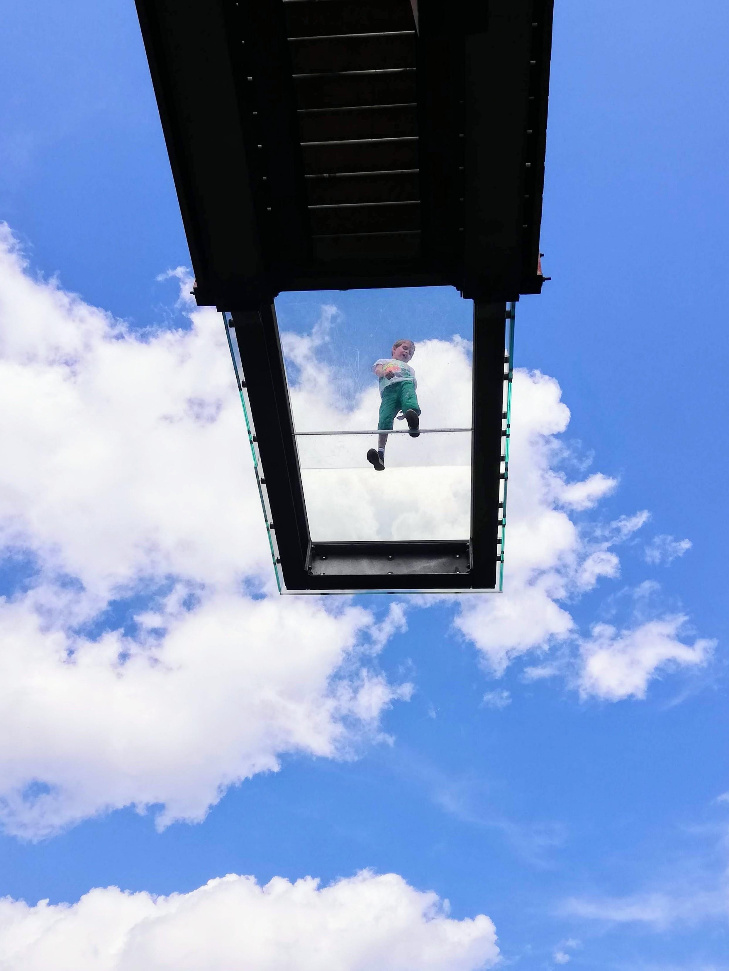 Kroky v oblacích